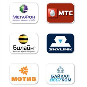 Операторы сотовой связи Галича
