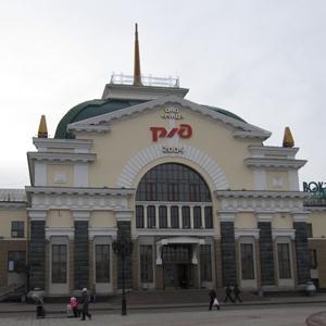 Железнодорожные вокзалы Галича